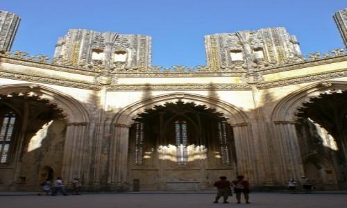 Zdjęcie PORTUGALIA / / / Batalha / Niedokończone kaplice