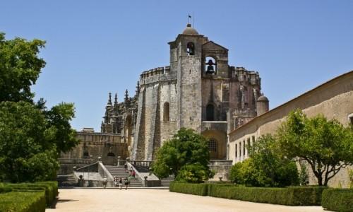 Zdjęcie PORTUGALIA / / / Tomar / Klasztor Chrystusa Pana