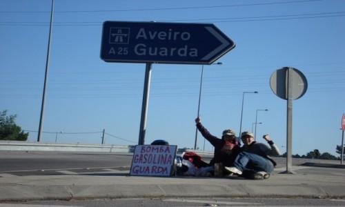 Zdjecie PORTUGALIA / Aveiro / Na autostradzie / Śniadanie mistr