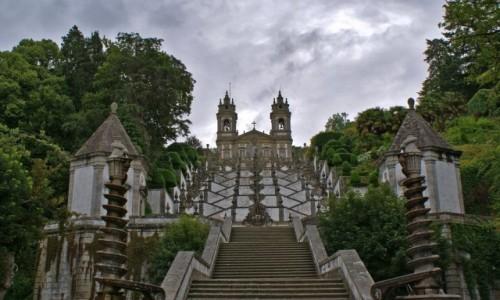 Zdjecie PORTUGALIA / Braga / Bom Jesus do Monte  / Bom Jesus do Monte