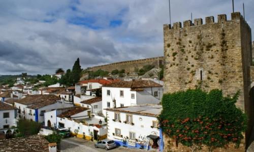 Zdjecie PORTUGALIA / Leiria / Óbidos / Óbidos