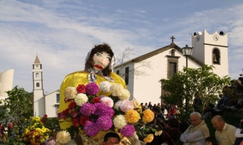 Zdjecie PORTUGALIA / Archipelag Madery / Santana / Festa dos Compadres w Santana na Maderze