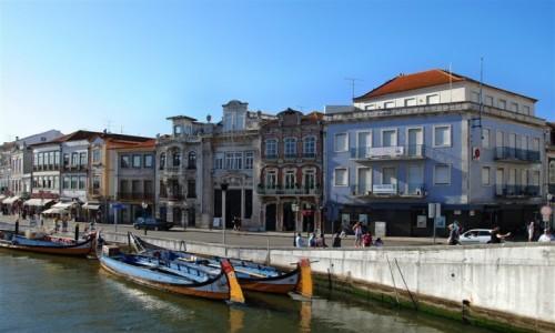Zdjęcie PORTUGALIA / podregion Baixo Vouga / Aveiro / AVEIRO