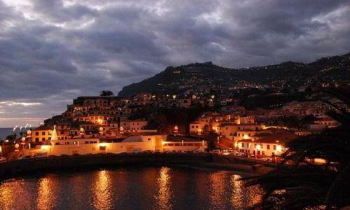 Zdjecie PORTUGALIA / Madera / Camara de Lobos  / Camara de Lobos - port