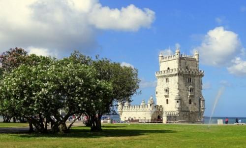 Zdjecie PORTUGALIA / dystrykt Lizbona / Lizbona - Dzielnica Betlejemska / Torre de Belém