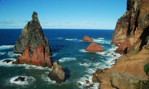Zdjecie PORTUGALIA / Madera / Ponta do Castelo / Ponta do Castelo