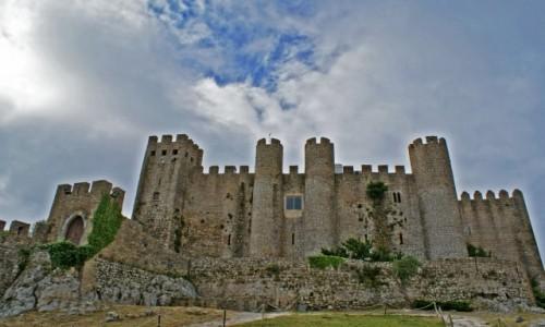 Zdjęcie PORTUGALIA / Obidos / Obidos / Castelo dos Dinis