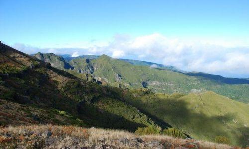 Zdjecie PORTUGALIA / Madera / Pico Ruivo / w drodze na Pico Ruivo