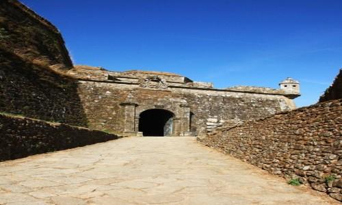 Zdjecie PORTUGALIA / Viana do Castelo / Valenca do Minho / Twierdza