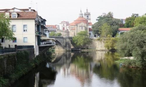Zdjecie PORTUGALIA / PORTO / AMARANTE / SENNE  MIASTECZ