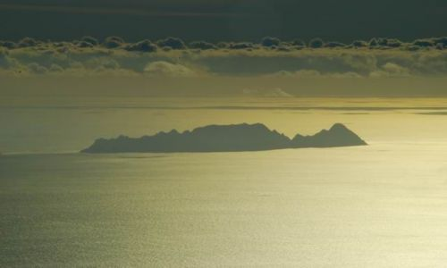 Zdjecie PORTUGALIA / Madera / Pico Arieiro / Ilhas Desertas - -wyspy nie zamieszkane