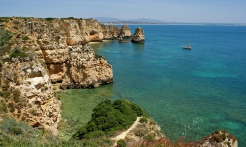 Zdjęcie PORTUGALIA / Portugalia / Algarve / Algarve