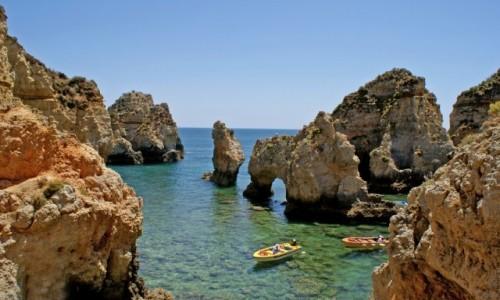Zdjęcie PORTUGALIA / Algarve / Algarve / Algarve
