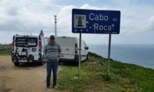 Zdjęcie PORTUGALIA / CABO DA ROCA / CABO DA ROCA / CABO DA ROCA