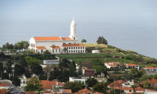 Zdjęcie PORTUGALIA / Madera / Madera / Funchal - stolica Madery