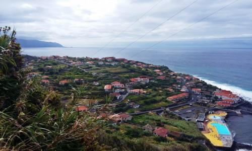 Zdjecie PORTUGALIA / Funchal / Ponta Delgada / Wybrzeże Madery