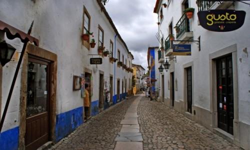 Zdjecie PORTUGALIA / - / Óbidos / Óbidos