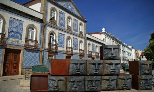 Zdjęcie PORTUGALIA / - / Aveiro / Aveiro