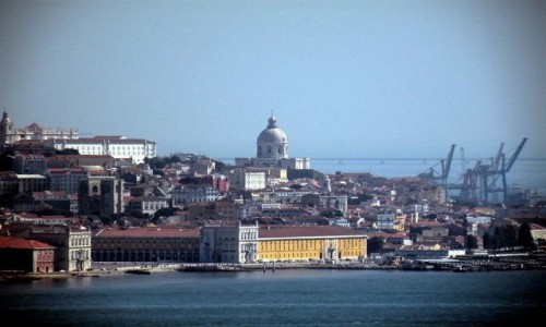 Zdjecie PORTUGALIA / Lisbon Metropolitan Area / Lizbona / stolica