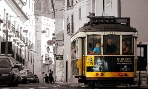 Zdjęcie PORTUGALIA / - / Lizbona / Kwintesencja Lizbony