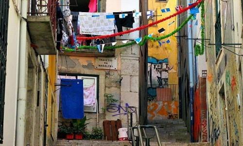 Zdjecie PORTUGALIA / - / Lizbona / Pranko