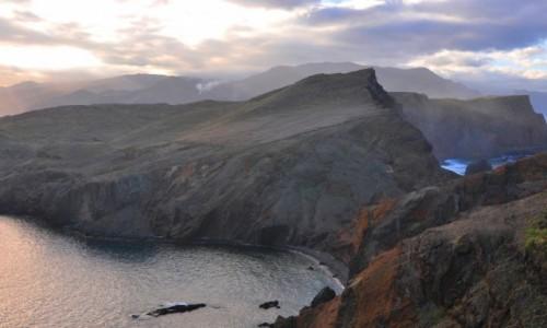 Zdjecie PORTUGALIA / Madera / Ponta de Sao Jorge, wschodnie wybrzeże / Wędrując