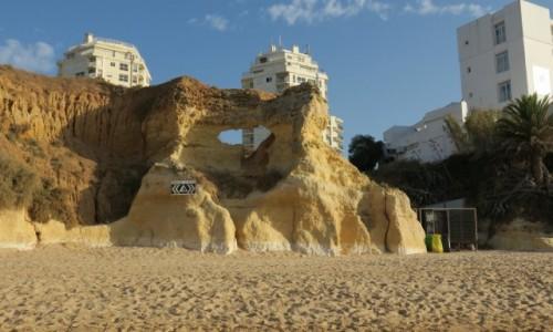 Zdjęcie PORTUGALIA / Algarve / Praia da Rocha / Blisko plaży
