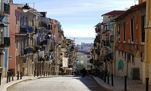 Zdjecie PORTUGALIA / - / Lizbona / Lisbon story