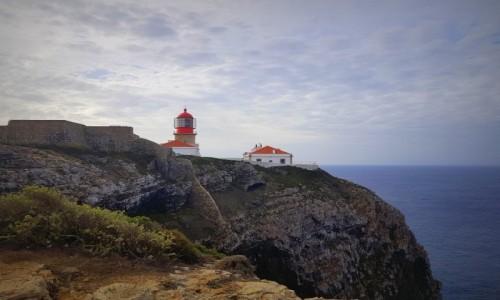 Zdjecie PORTUGALIA / Algarve / Cabo de São Vicente / Przylądek