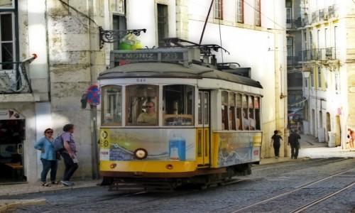 Zdjęcie PORTUGALIA / - / Lizbona / Spacery po Lizbonie