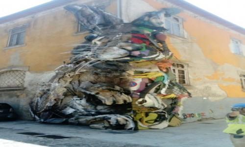 Zdjecie PORTUGALIA / Porto / Calem / Grafiti 3D