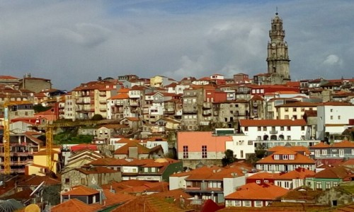 Zdjęcie PORTUGALIA / Porto / stare miasto / Porto