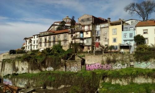 Zdjecie PORTUGALIA / Porto / stare miasto / Porto