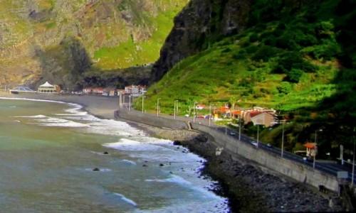 Zdjecie PORTUGALIA / Madera /  Sao Vicente / Maderskie zieloności