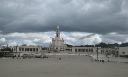 Zdjecie PORTUGALIA / Fatima / Fatima / Fatima