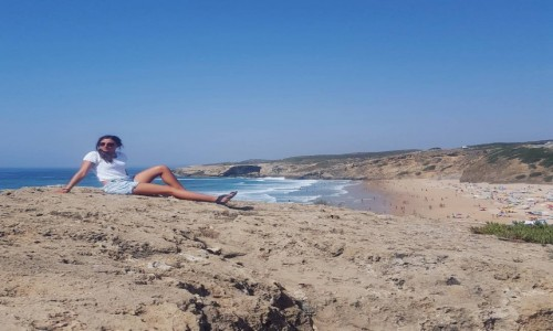 Zdjecie PORTUGALIA / Algarve  / Monte Clèrigo / Wybrzeże