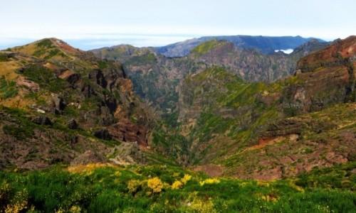 Zdjecie PORTUGALIA / Madera / Madara Centralna / Pico do Arieiro