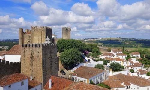 Zdjecie PORTUGALIA / Centrum / Obidos / Prezent ślubny