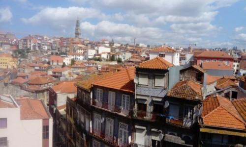 Zdjecie PORTUGALIA / Porto / Przy Katedrze Se / Ulubione Porto