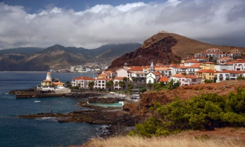 Zdjecie PORTUGALIA / Madera / Canical / Canical
