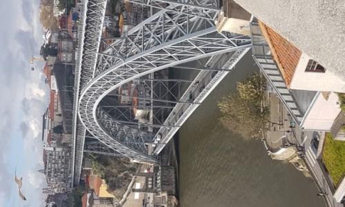 Zdjecie PORTUGALIA / Porto / Porto / Most