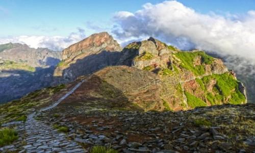 Zdjecie PORTUGALIA / Madera / - / Pico do Arieiro