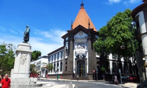 Zdjecie PORTUGALIA / Madera / Funchal / obrazki z Funchal