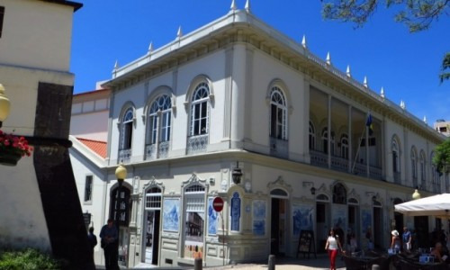 Zdjecie PORTUGALIA / Madera / Funchal / kawiarnia Ritz