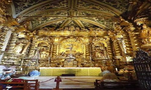 Zdjecie PORTUGALIA / Madera / Funchal / katedra