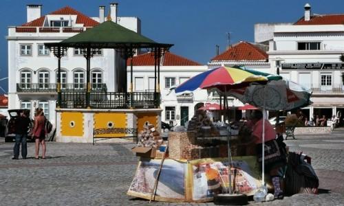 Zdjecie PORTUGALIA / Centrum / Nazaré / W Nazaré
