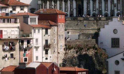 Zdjecie PORTUGALIA / - / Porto / Wielopoziomowośc