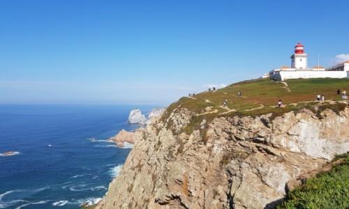 Zdjecie PORTUGALIA / Lizbona i Dolina Tagu / Cabo da Roca / Jesienne barwy w letnim słońcu