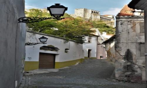 PORTUGALIA / Pinhal Litoral / Leiria / Leiria, zakamarki