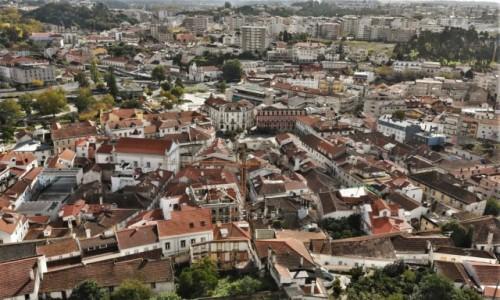 Zdjęcie PORTUGALIA / Pinhal Litoral / Leiria / Leiria, panorama